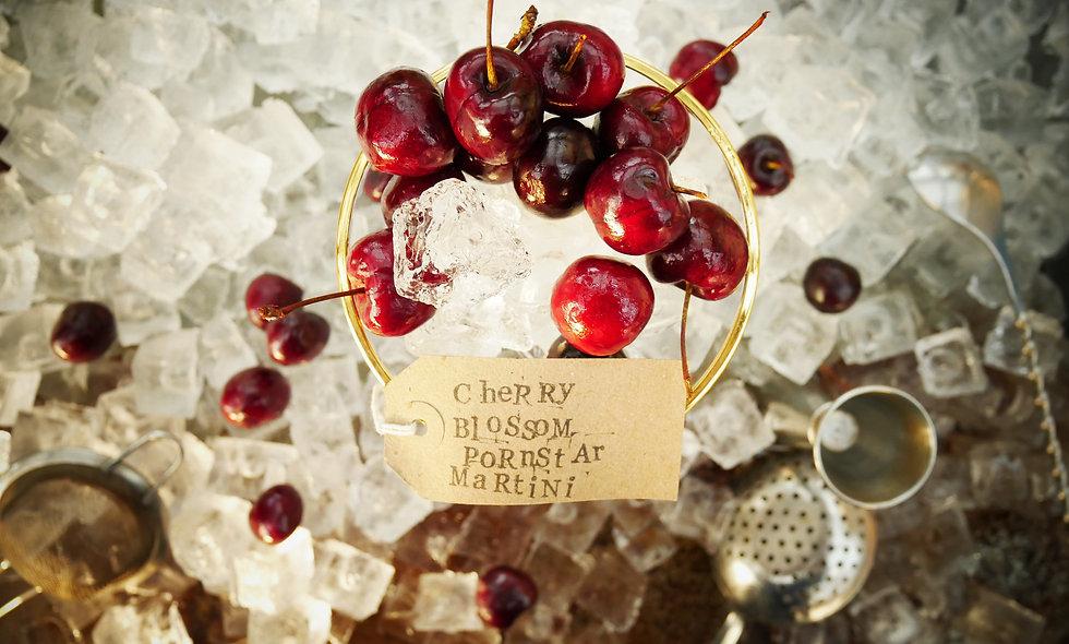 Cherry 🍒 🌸 🤩 Blossom Pornstar Martini