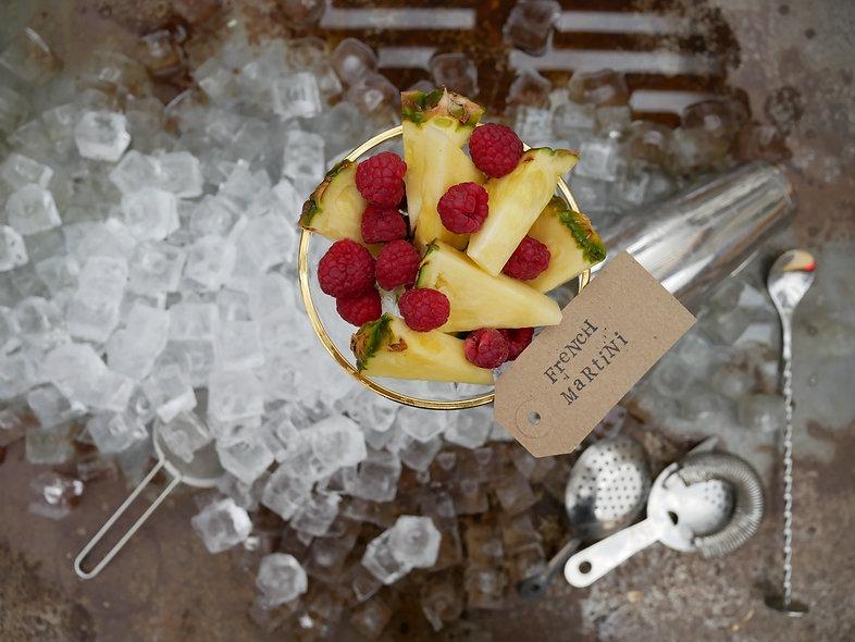 French Martini 🍸