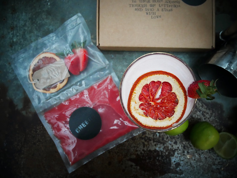 Strawberry 🍓 Daiquiri