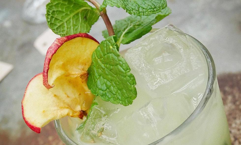 Apple 🍏 & Elderflower No-Jito