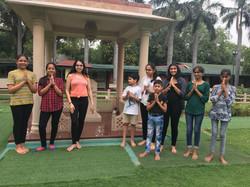 Gandhi Smriti tour with FunWagon