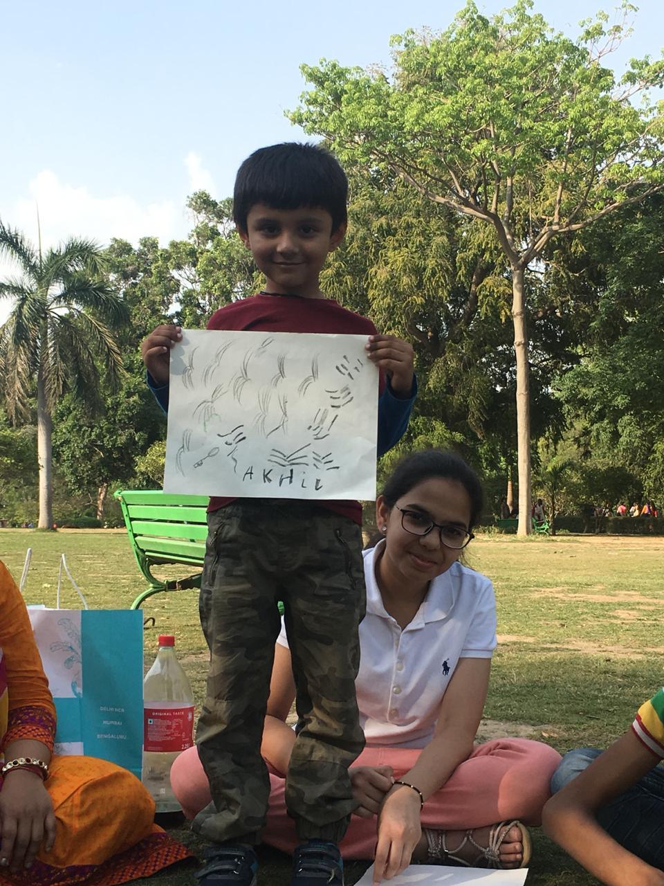 Kids Lodhi Art District Tour.JPG