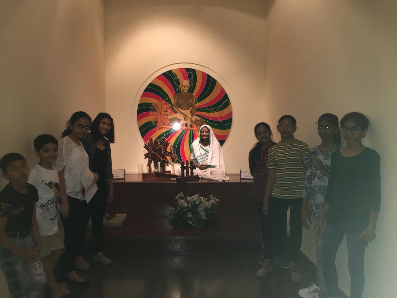 Gandhi Smriti Tour