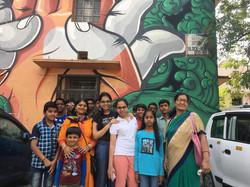 Lodhi Graffiti Wall Art District.JPG