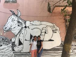 Lodhi Graffiti Wall Art District tour.JP