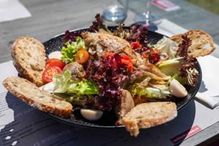 La salade Croix-de-Coeur