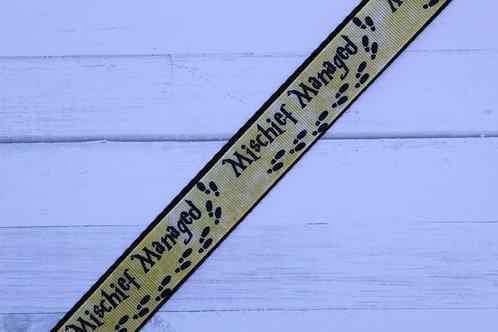 Mischief Managed (Yellow)