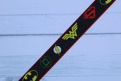 Black Superhero Logos