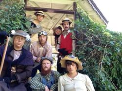Heritage Park Cast Photo 2016