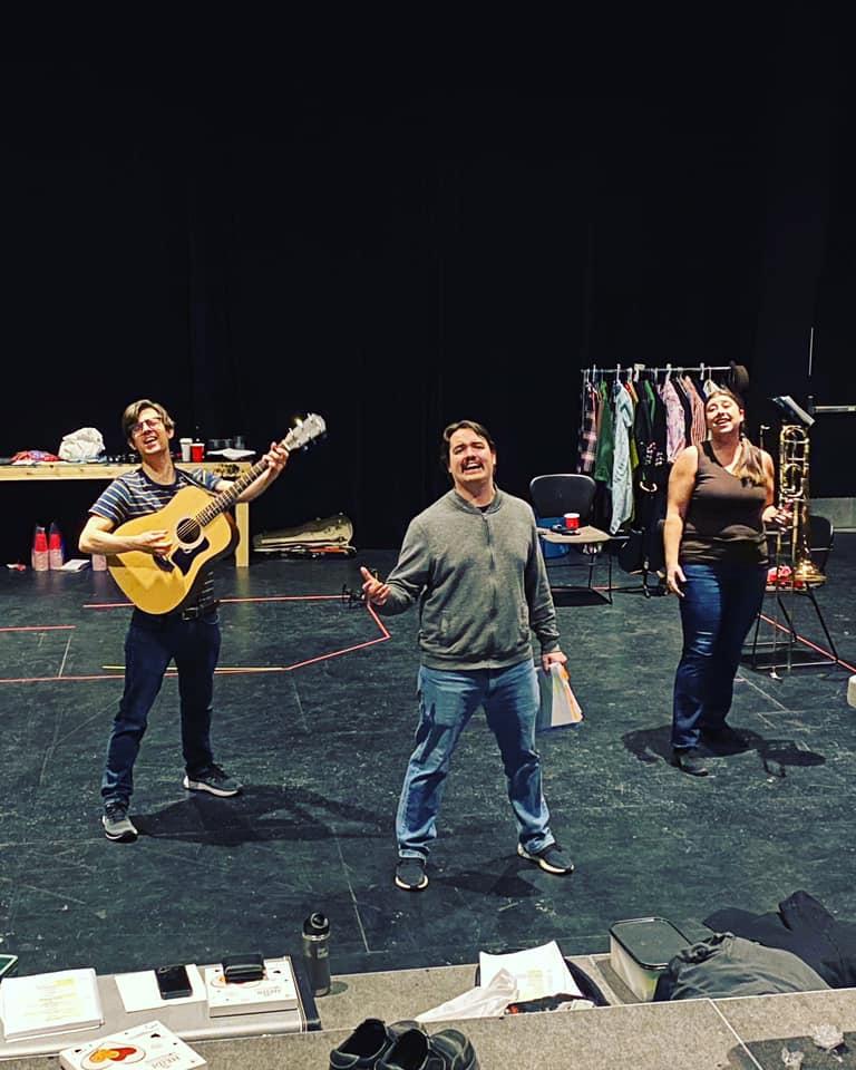 Birnton Theatricals Rehearsals