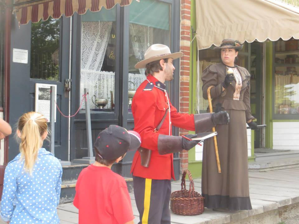 Heritage Park Summer Theatre Troupe