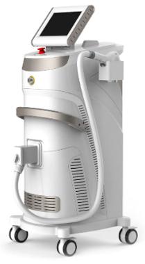 Лазерная эпиляция на современном оборудование