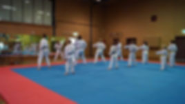 And Taekwondo isn't just for fit young people.  Mums, dads, kids, and grandparents enjoy many benefits from practising with a skilled and qualified instructor.  The various stances and forms you will learn all help to strengthen your body, mind and spirit, building a quiet confidence and self assurance valuable at any age and stage of life.