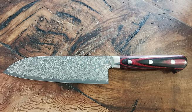 Yoshimi kato 175mm Santoku