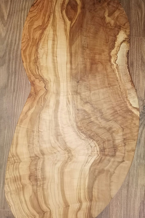 Tunisian Olive wood serving/platter/chopping board
