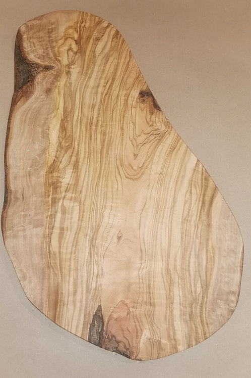 Tunisian Olive wood chopping/serving board Aprox 60cm