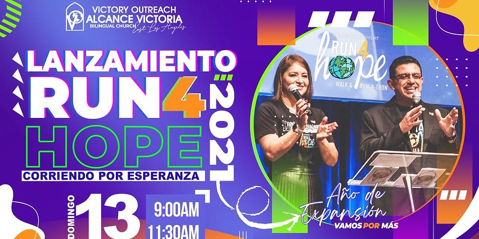 11:30a.m. - Domingo - (Bilingue) Español / English