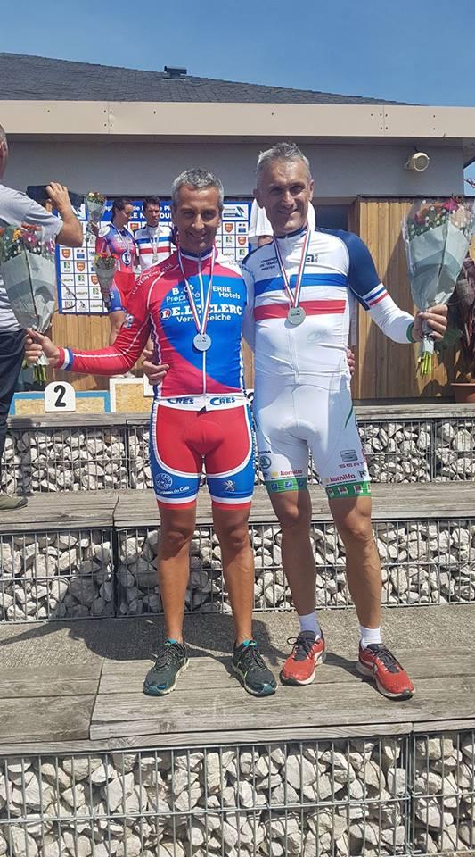 Patrice Huby et Brunon Redondo