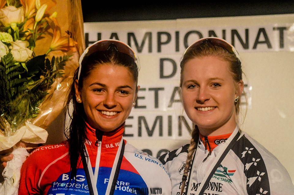 Championnats de Bretagne féminins