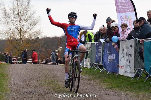 Allan Chevllard / Championnats 35 Ille-et-Vilaine