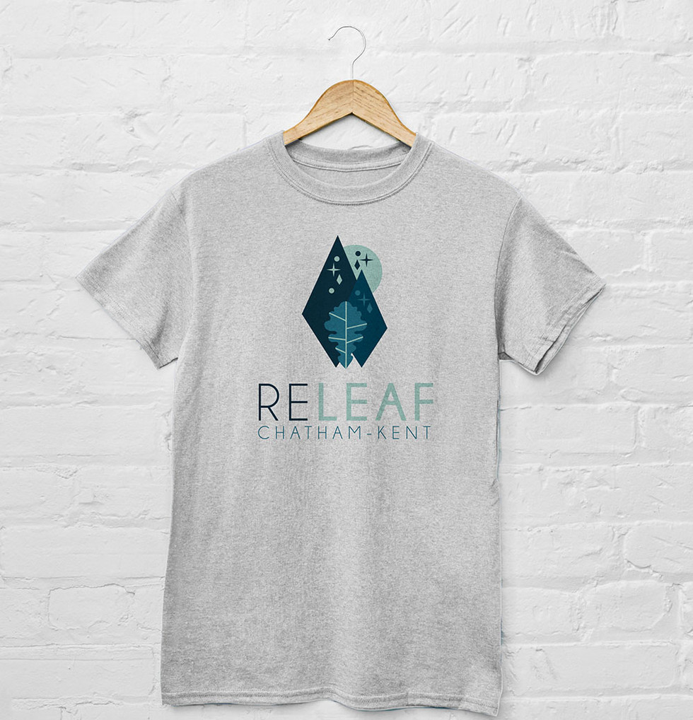ReLeaf t-shirt