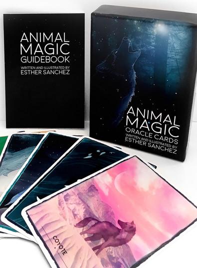 Animal Magic Oracle Cards