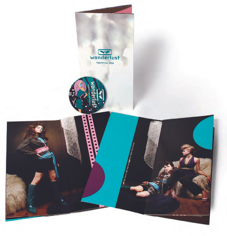 Wonderlust promotional material