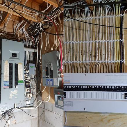 Circuit Panel Addition