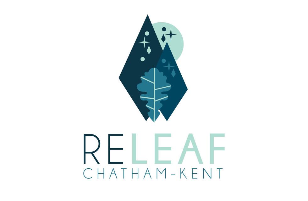 ReLeaf Vertical Logo