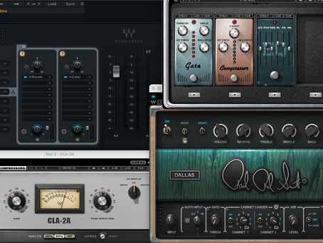 NEW PACK SERIES Announcement         STUDIORACK WAVES® PLUGIN