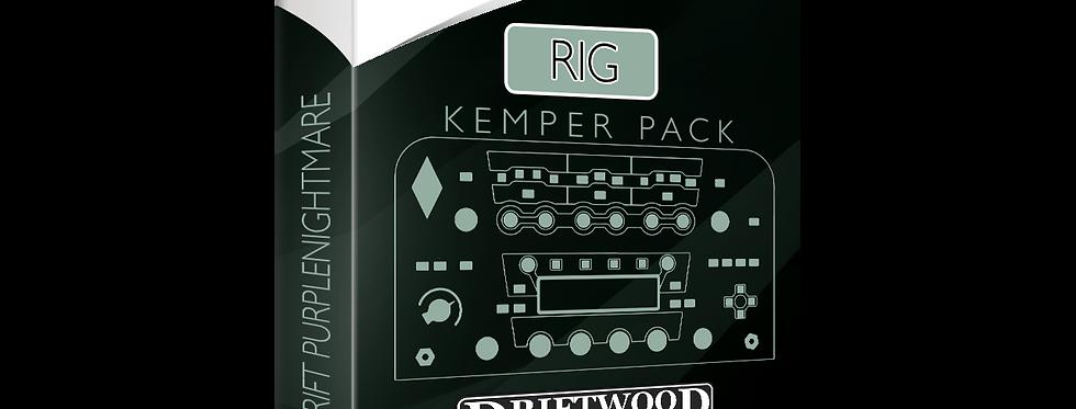 Driftwood PurpleNightmare RIG for Kemper
