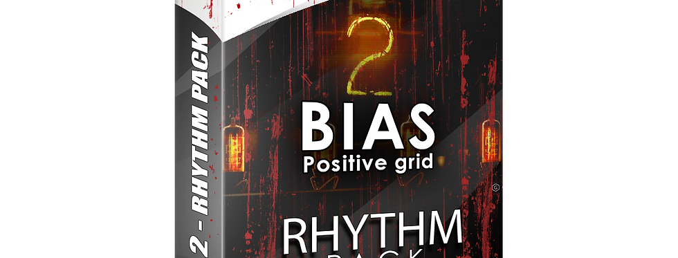 RHYTHM PACK - BIAS AMP 2 Presets Pack