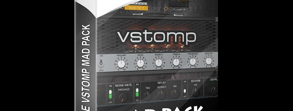 MAD PACK - Hotone VStomp Amp Presets