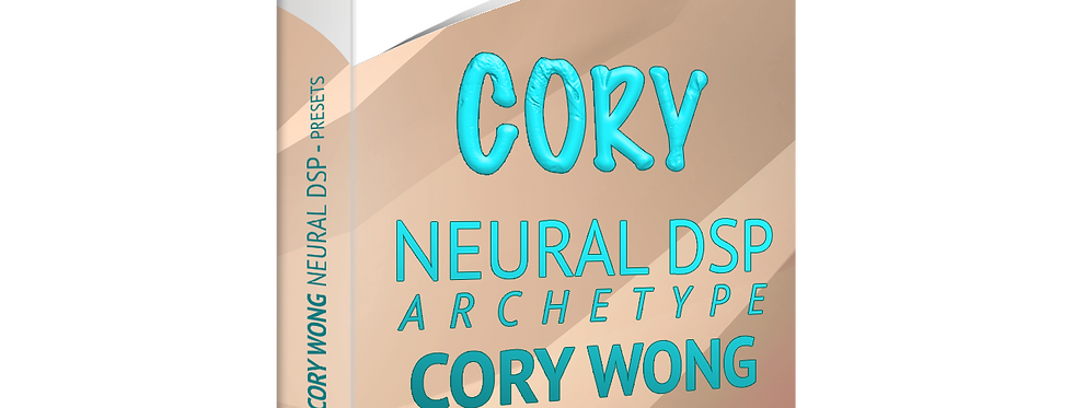 CORY - Archetype Cory Wong Neural DSP Presets Pack