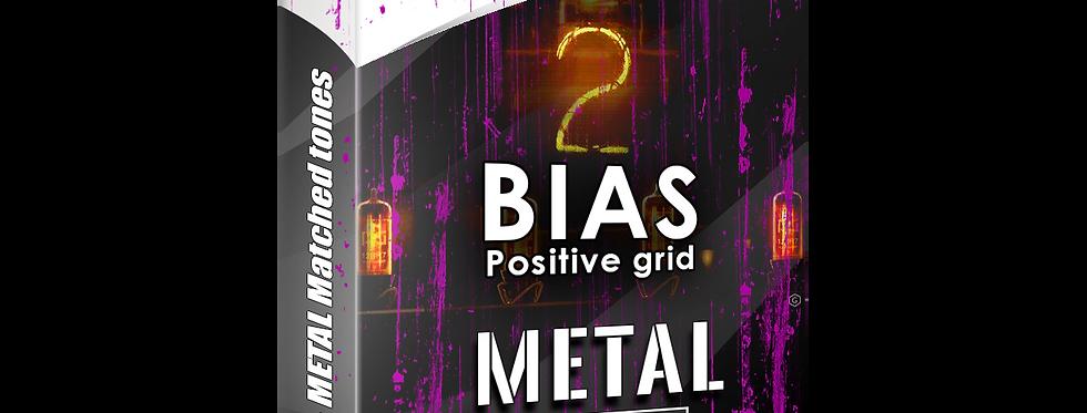 METAL - BIAS AMP 2 Matched Tones