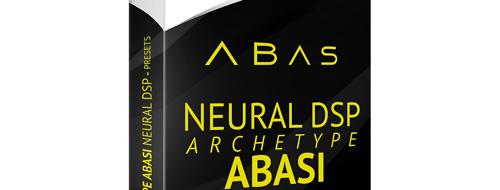 ABAS - Archetype ABASI Neural DSP Presets Pack