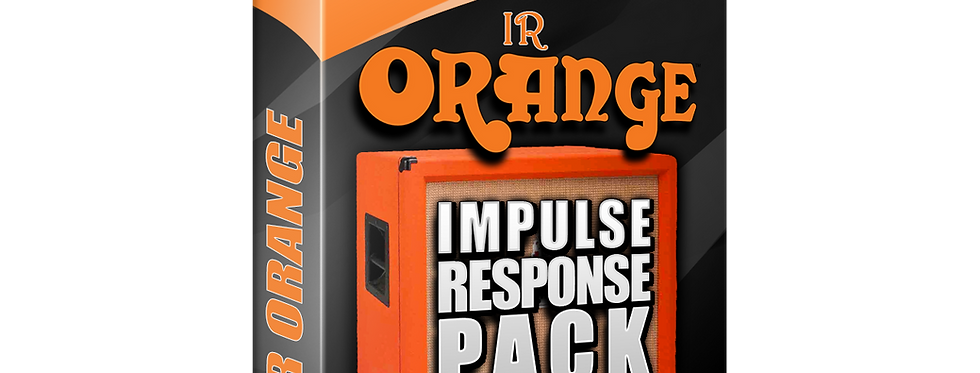IR ORANGE - Guitar Impulse Response Pack