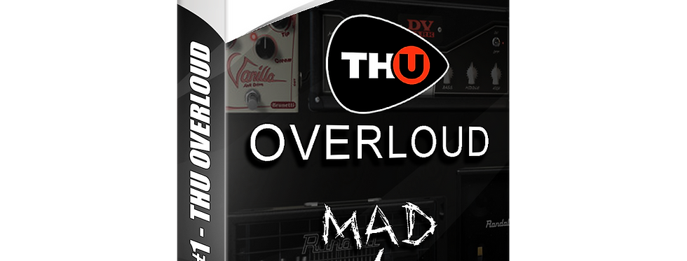 TH-U MAD #1 Rhythm Guitar Presets