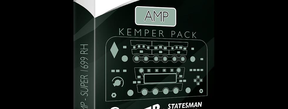 SUPER 1699 RH AMP Profiles for Kemper