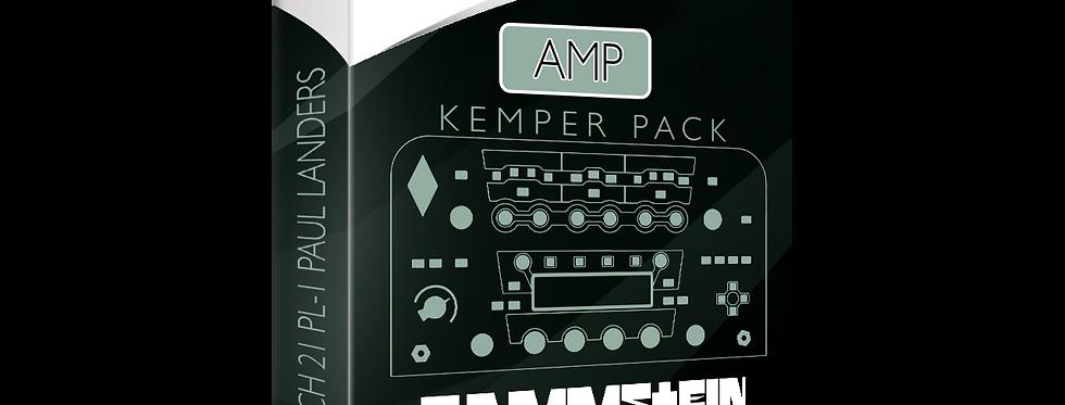 Rammstein FlyRig PL-1 AMP Profiles for Kemper