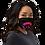 Thumbnail: Premium face mask - Mad Steex Production Logo