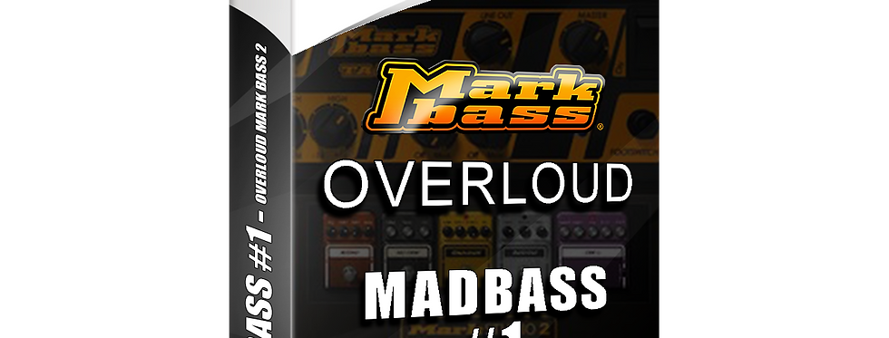 MADBASS #1| Overloud Mark Studio 2