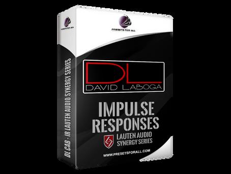 DAVID LABOGA IR | Lauten Audio Synergy Series - IMPULSE RESPONSES PACK - NOW AVAILABLE!