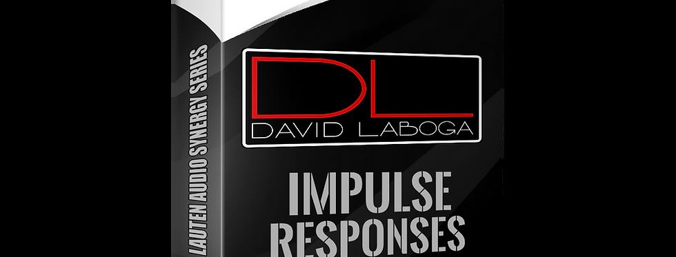 IR David Laboga PRO - Lauten Audio Synergy Series - Impulse Responses Pack