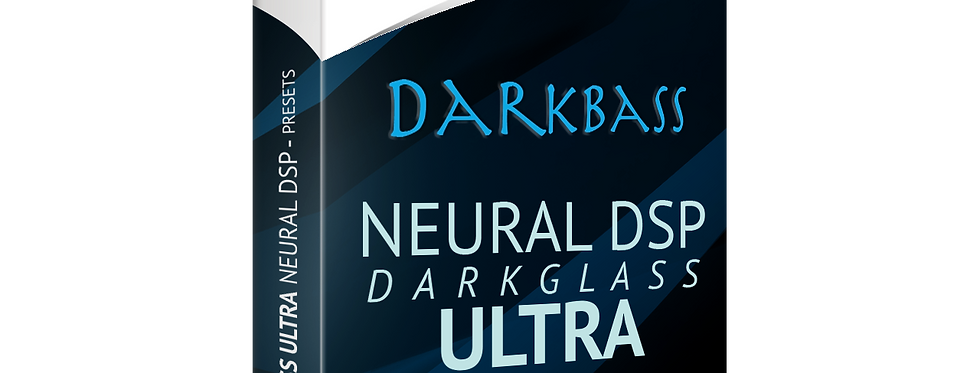 DARKBASS - Darkglass Ultra Neural DSP Presets Pack