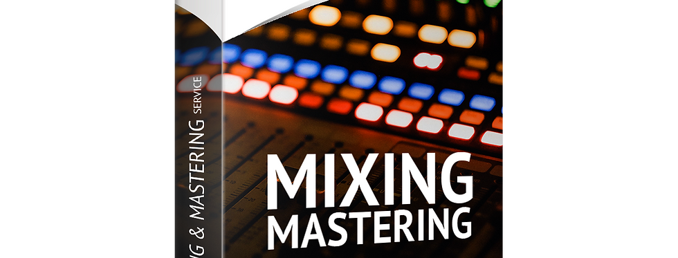 Mixing & Mastering Service | Get Professional Sound