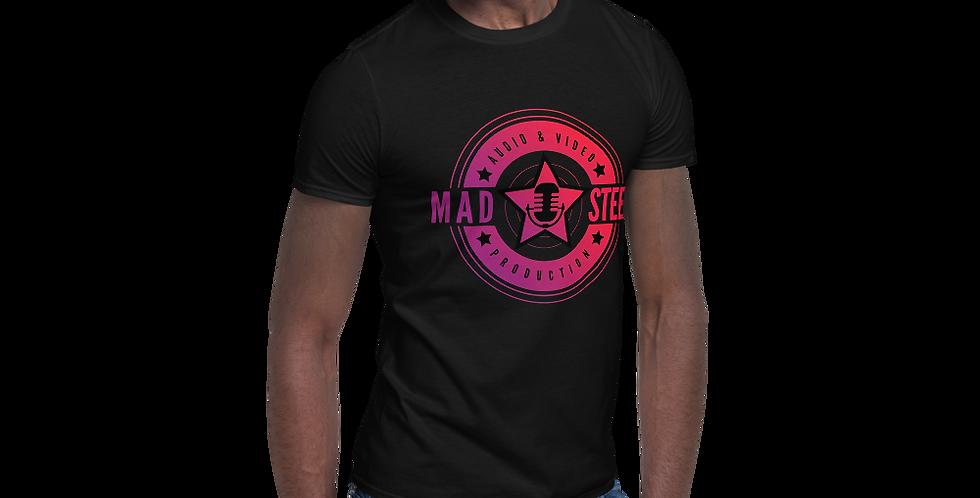 Short-Sleeve Unisex T-Shirt - Mad Steex Production Logo