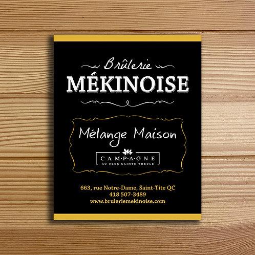 Café - Mélange Maison CAMPagne - 250g