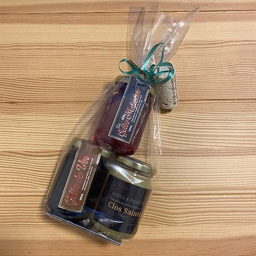 Emballage cadeau Trio - 3 X 125ml