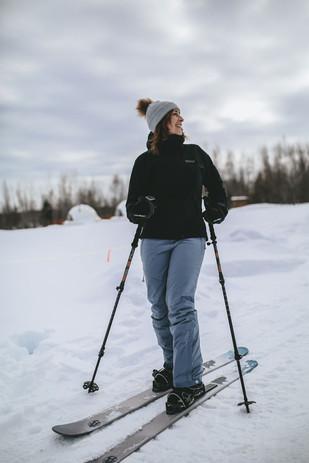 Skis Hok